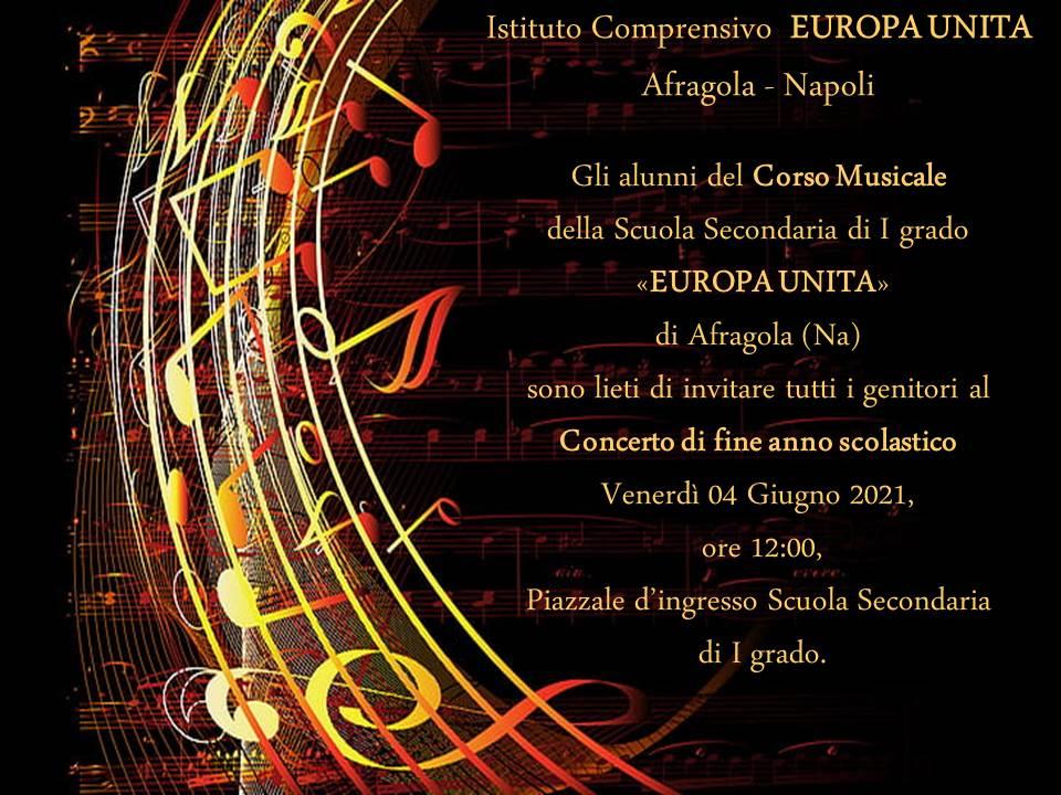 Concerto fine anno